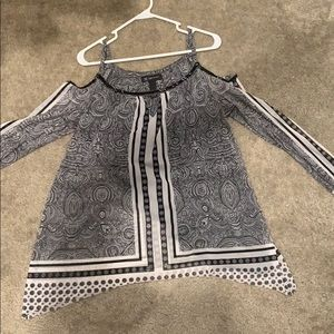INC Blouse Never Used